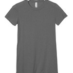 +Canvas Ladies' Poly/Cotton Tee
