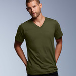 Adult Fashion-Fit V-Neck Tee