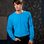 Fruit of the Loom Adult Heavy Cotton HDLong-Sleeve T-Shirt
