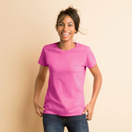 Missy Fit Heavy Cotton T-Shirt