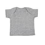 Infant 5 oz. Baby Rib Lap Shoulder T-Shirt