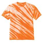 Youth Essential Tiger Stripe Tie Dye Tee
