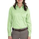 Ladies Non Iron Twill Shirt
