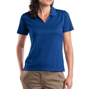 Ladies Dri Mesh ® V Neck Polo Thumbnail