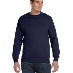 Adult DryBlend® Adult 9 oz., 50/50 Fleece Crew Thumbnail