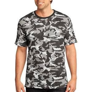 Made ® Mens Camo Perfect Weight ® Crew Tee Thumbnail