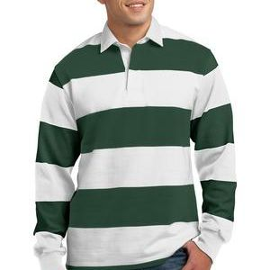 Classic Long Sleeve Rugby Polo Thumbnail